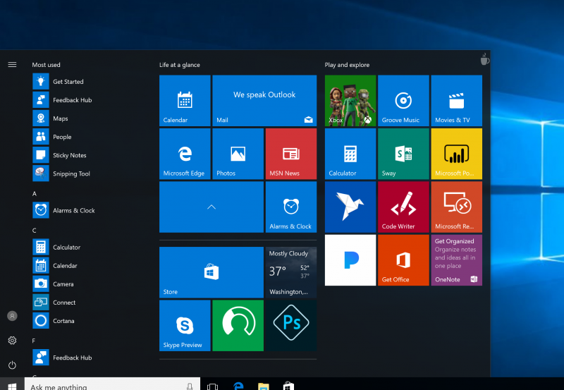 Today, Microsoft announced a new variant of Windows 10 for