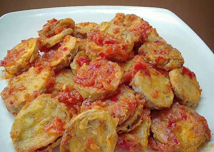 Resep Balado Terong Crispy Oleh Susan Mellyani Resep Terong Resep Masakan Indonesia Resep Sederhana