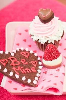 Romantico cupcake