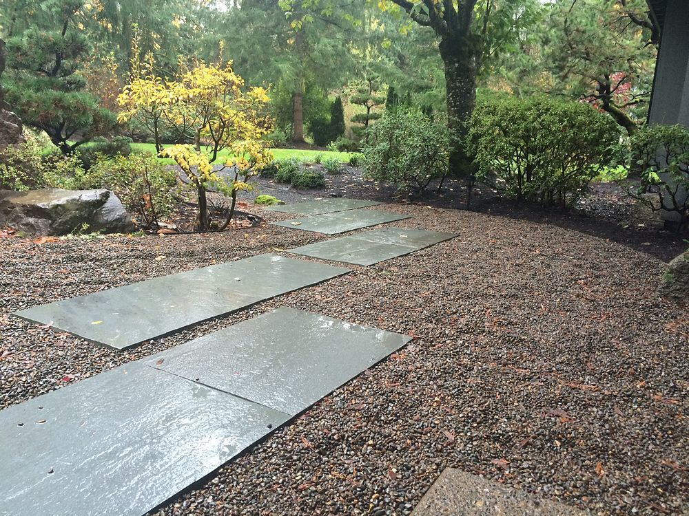West Linn Oregon Japanese Inspired Garden Ideas