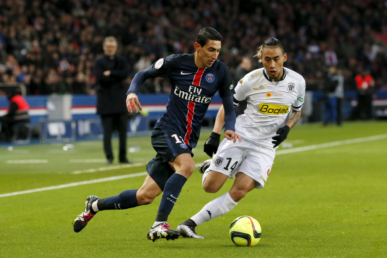 PSG Superbe victoire 5x1 face à Angers avec un magnifique