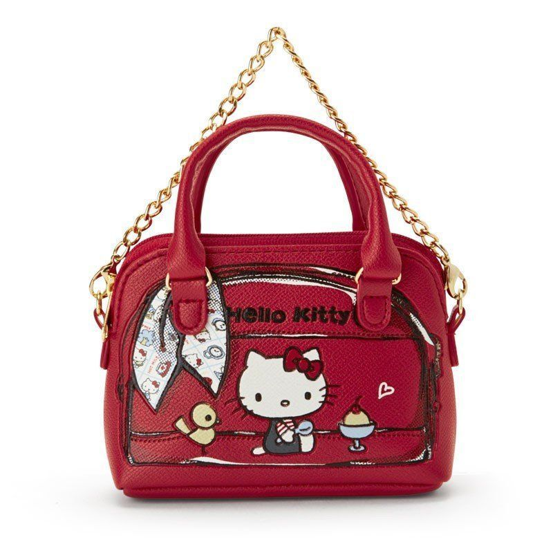 ded508536df1 Hello Kitty  New  BagType Keycase Kawaii Sanrio Real Cute Japan Free  Shipping