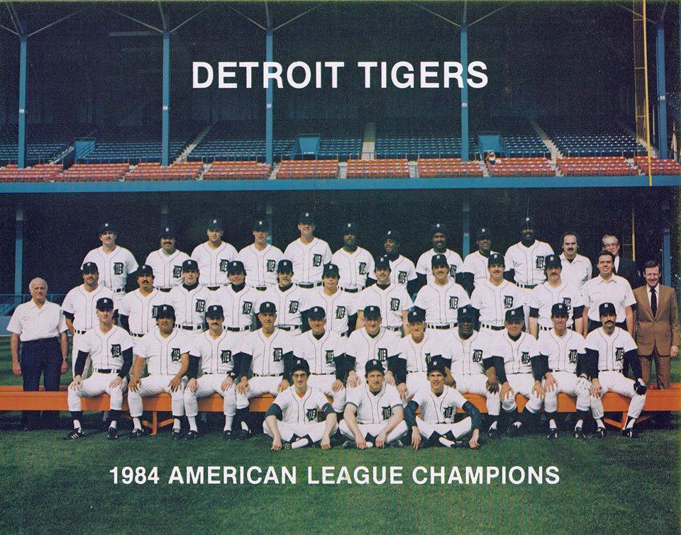 Louis Cardinals at Detroit Tigers tin 1934 baseball World Series Program St