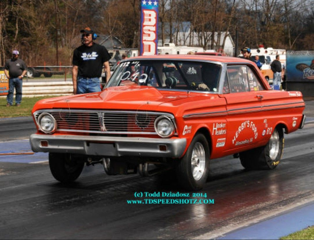 65 Ford Falcon Drag Racing Cars 65 Ford Falcon Ford Falcon