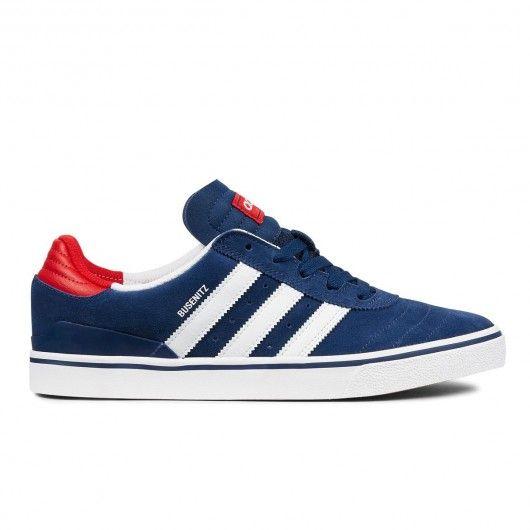 reputable site 8f1f3 d1248 ADIDAS Chaussures de skate Busenitz Vulc ADV Mystery Blue 79,00 € skate