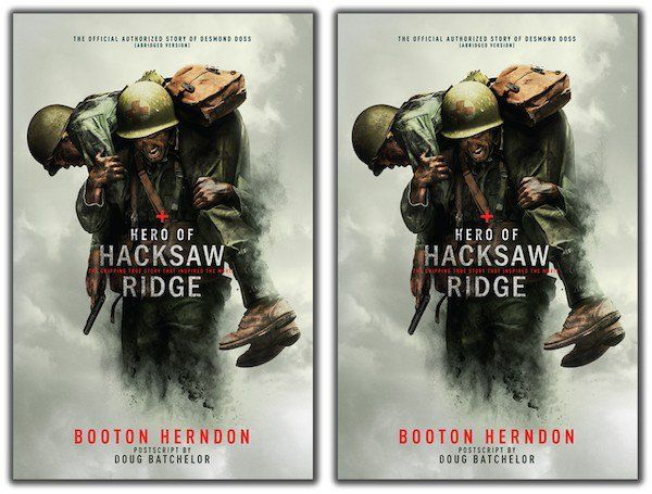 Get Your Free Copy Of The Hero At Hacksaw Ridge!