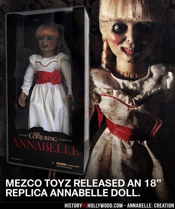 Annabelle Doll Replica Prop | Annabelle/ Robert Dolls in