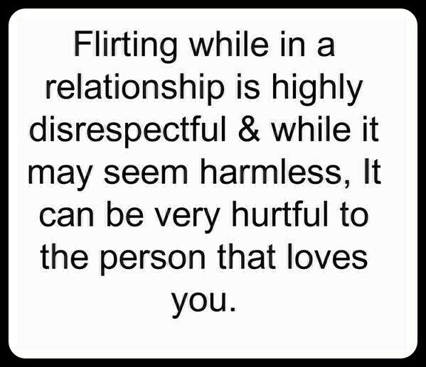 Hurtful in Harmless flirting | Infidelity quotes, Flirting ...