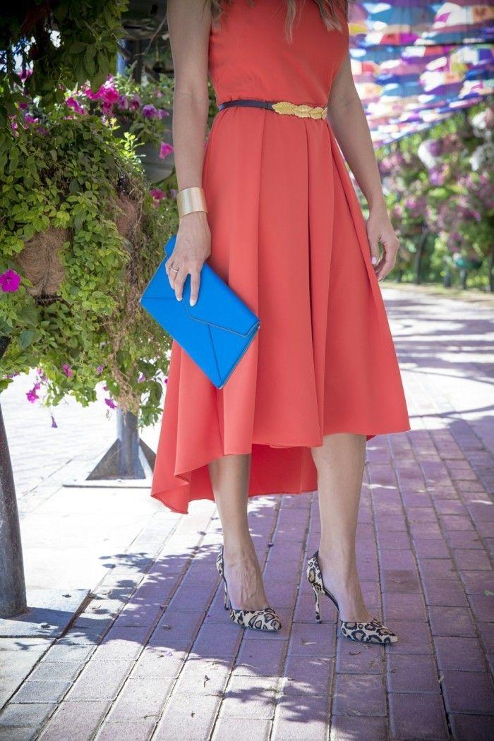 ▷ 1001+ Ideen für rotes Kleid - welche Schuhe zu wählen | Pinke ...