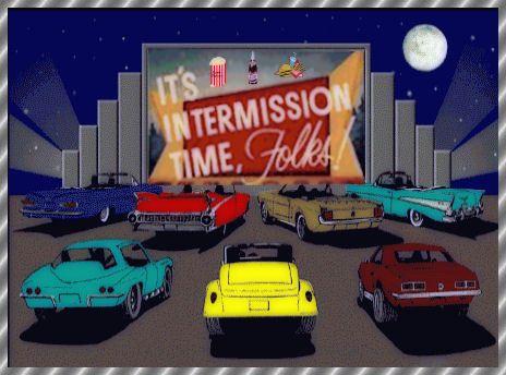 Drive In Movie Intermission Cartoons Google Search Drive In Movie Drive In Movie Theater First James Bond Movie