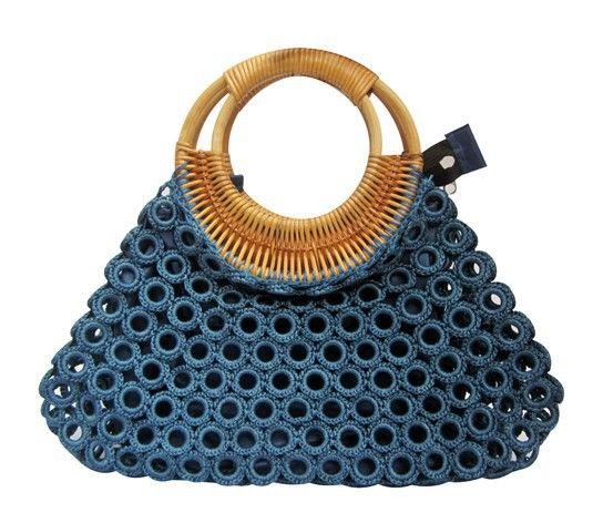 Source 100 Handmade Crochet Fashion Designer Bags Handbags On M Alibaba