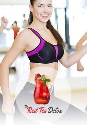 Weight Loss Method Detox Loss Red Redtea Fit Rooibos