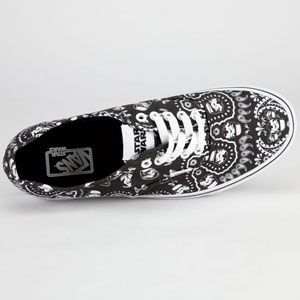 Vans Star Wars Authentic Mens Shoes Stars Mens Shoes Sneakers Men S Shoes