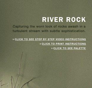 Ralph Lauren River Rock Paint