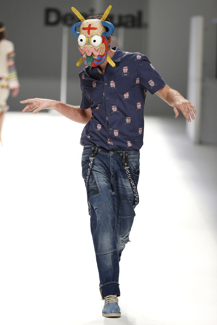 #Desigual #080BarcelonaFashion