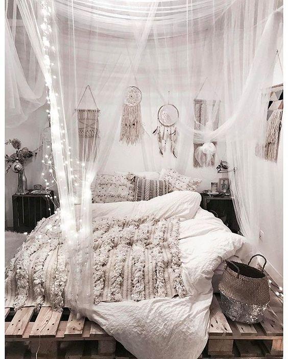 Epingles déco  Les plus belles épingles Pinterest #6 Bedrooms