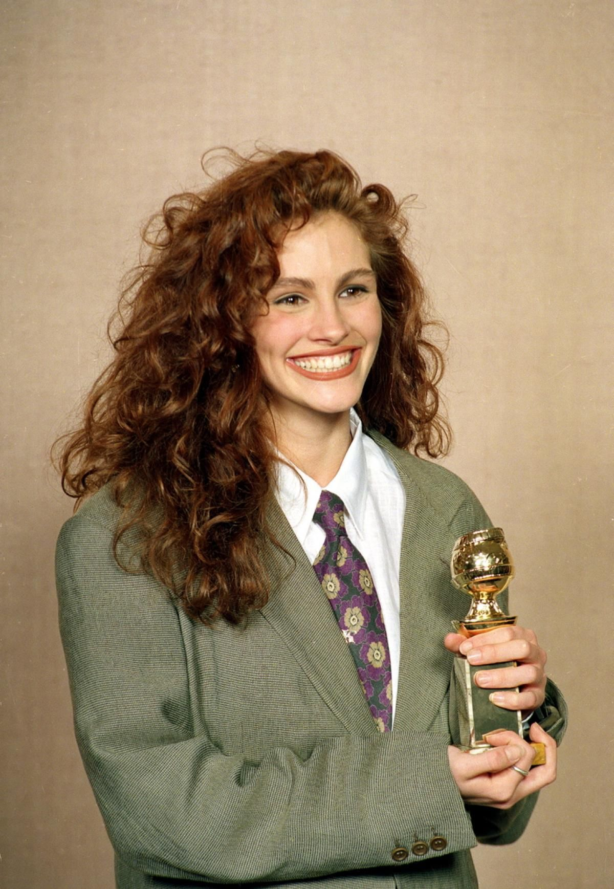 """At the Golden Globes in 1990 """"Pretty Woman"""" was the gift ..."""