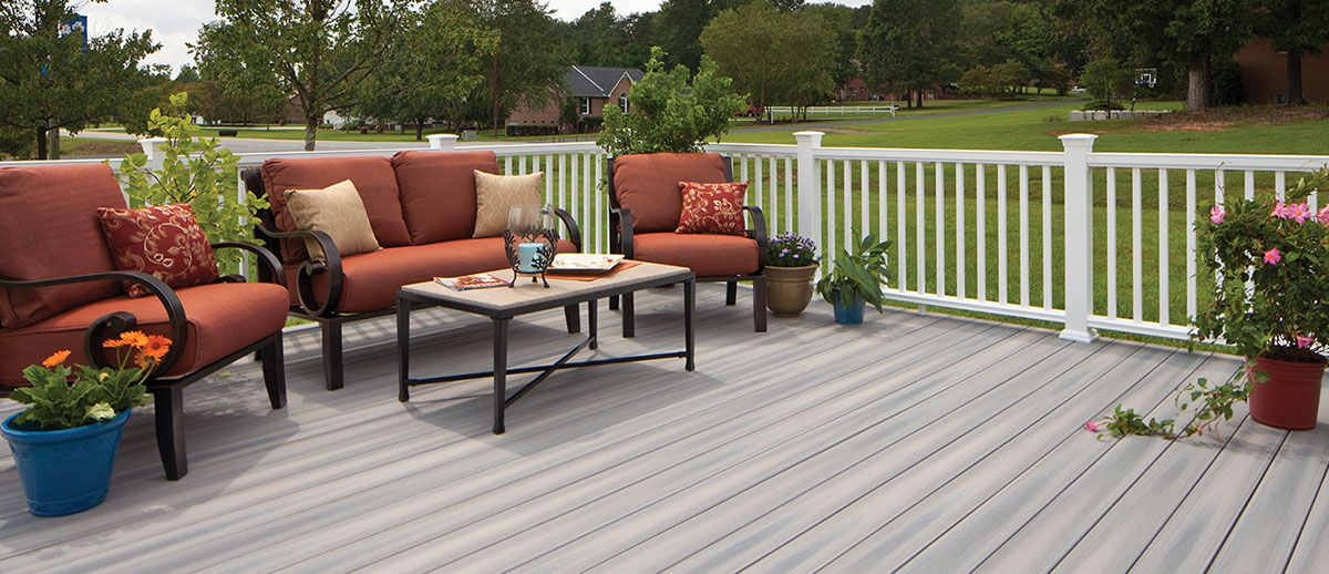 Choose The Right Deck Material Wood Or Synthetic Composite Decking Deck Building A Deck
