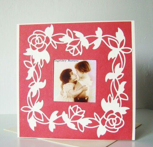 together forever handmade cardkrafted designs  cards