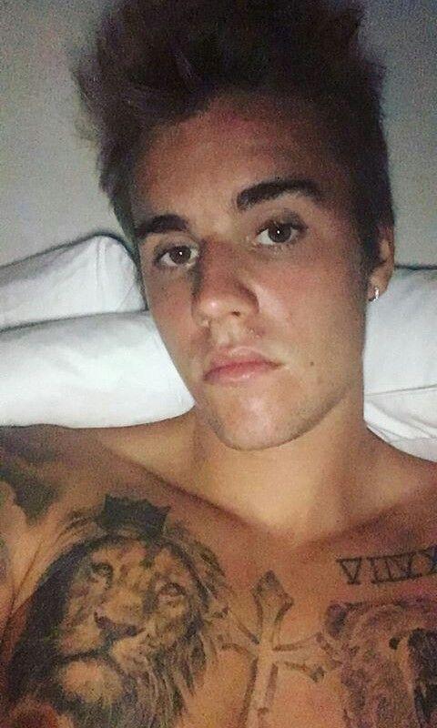 @justinbieber via Instagram Stories: