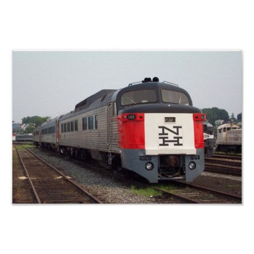 New Metro North President To Recertify As Locomotive: Bpt Ct 1958 New Haven RR New Haven Railroad