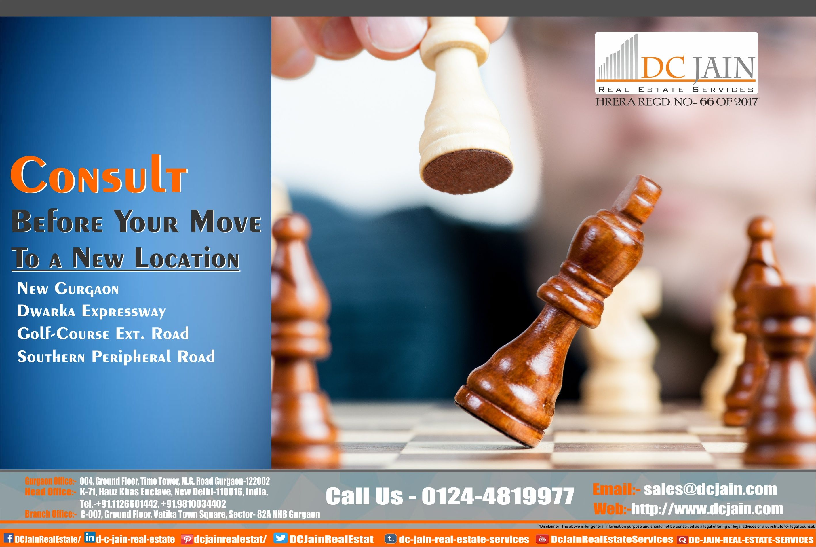 Consult With Us Before Your Move To A New Location 1 New