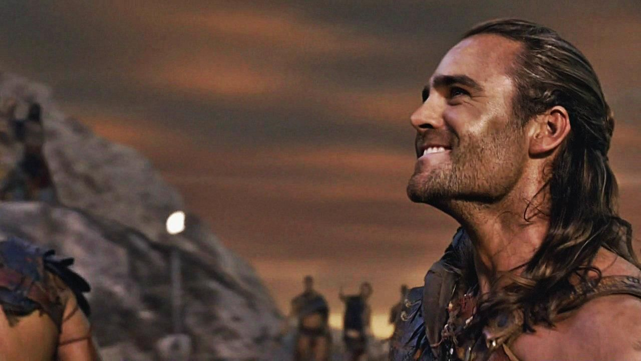 Grin And Bare It Quotes: Gannicus