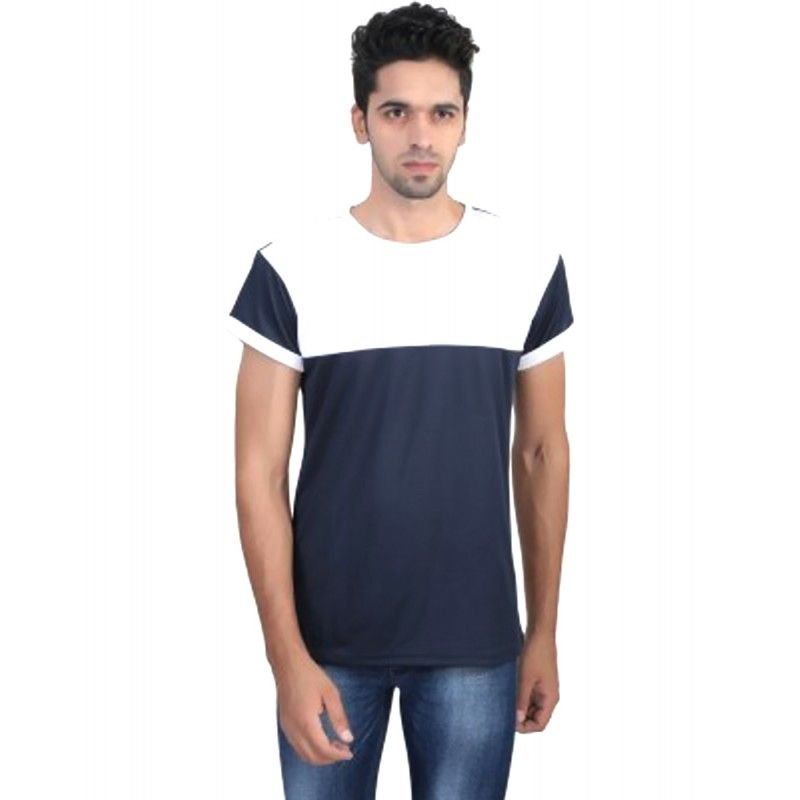 Rolled Up Sleeve Men's #Tshirt @ Calicozkart Buy now : http://buff.ly/1J1rf74 Price : Rs. 545.00/-