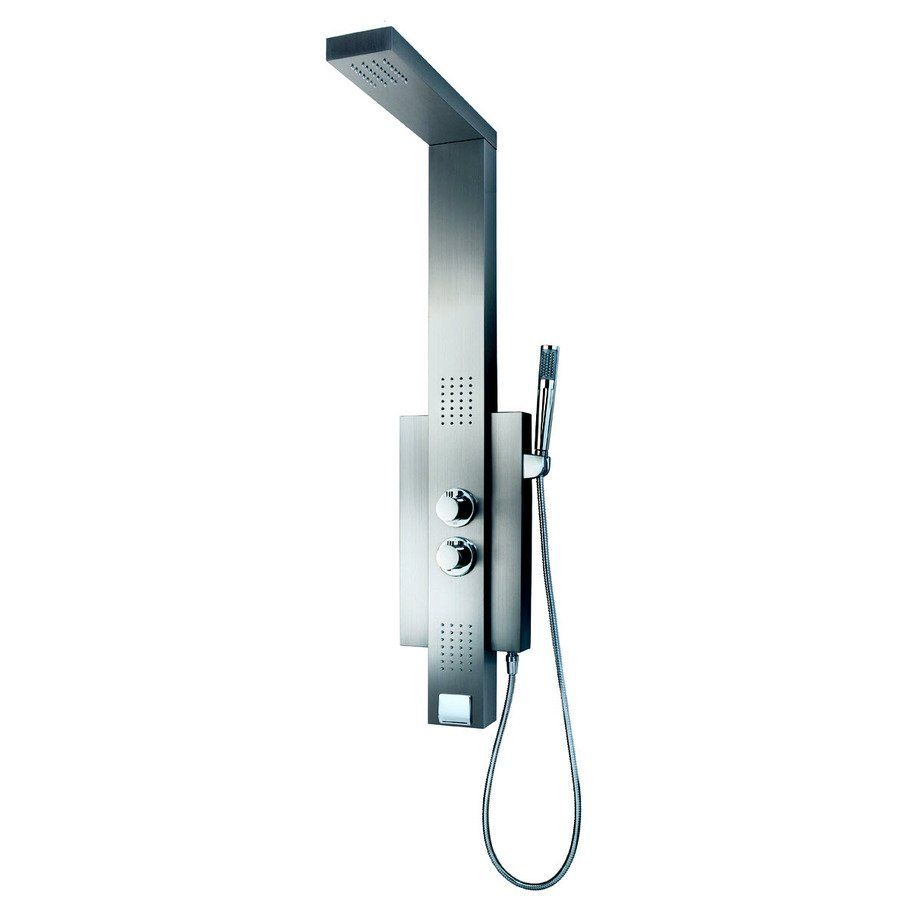 Shop Pfister 016-900SP 16-Series Vertical Shower System with Single ...