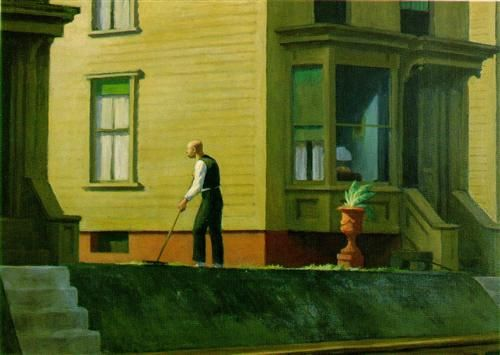 Pennsylvania Coal Town Edward Hopper 1947 Edward Hopper