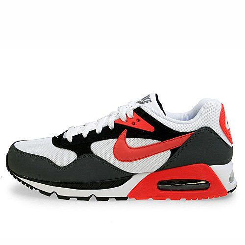 detailed look 119e1 d206e  Nike Air Max Sunrise Mens Running Shoes 511416-160 White 10.5 M US