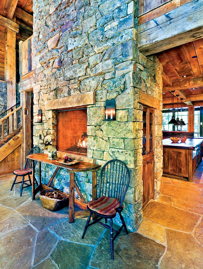 A new homestead embodies the character of the historical ranch that ...