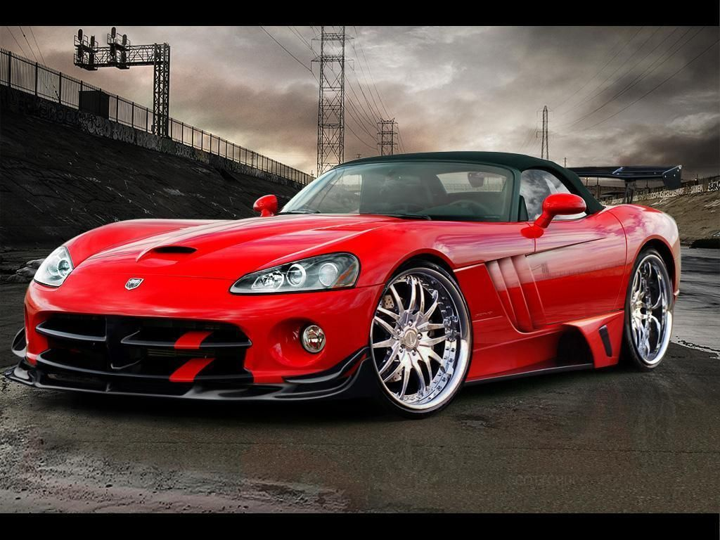 Whether as a coupe or convertible the dodge viper as a new or used car
