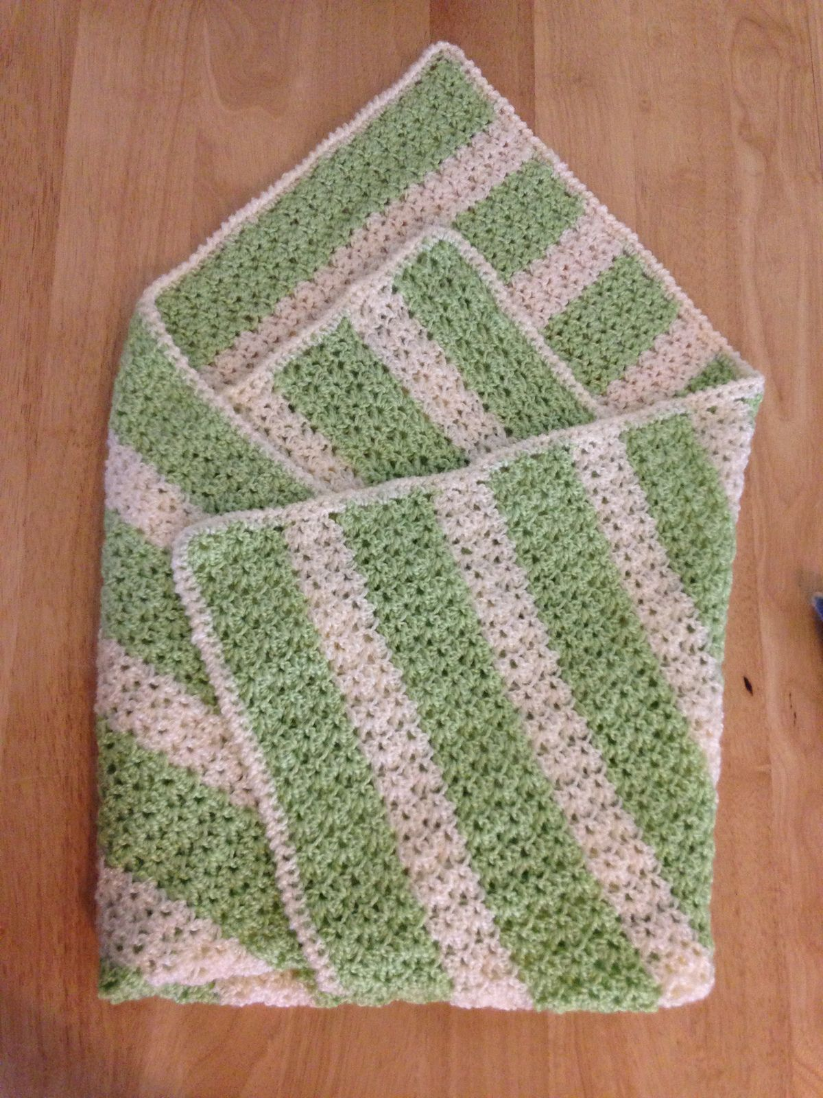 Baby\'s Best Bumpy Blanket By Tanya Nasar - Free Crochet Pattern ...