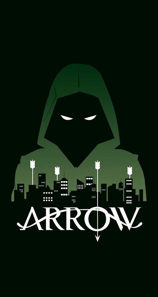 Unique Wallpaper Green Arrow Superhelden Supergirl