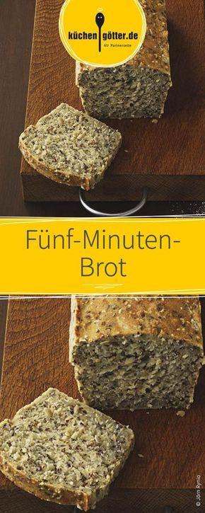 Photo of Five-minute bread