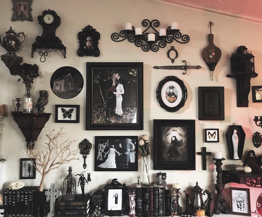 47 Captivating Goth Living Room Ideas For Inspiration Goth Home Decor Gothic Home Decor Decor