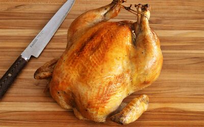 Photo of Simple Roast Capon Recipe | D'Artagnan