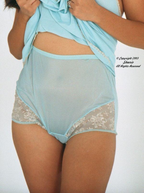 panties Sheerio vintage