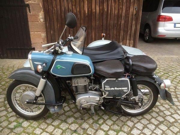 oldtimer klassiker mz es 250 02 mit beiwagen moto. Black Bedroom Furniture Sets. Home Design Ideas