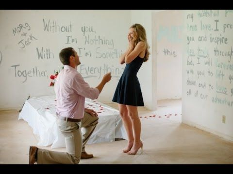 Best Marriage Proposal Ever Httpsyoutubewatchv