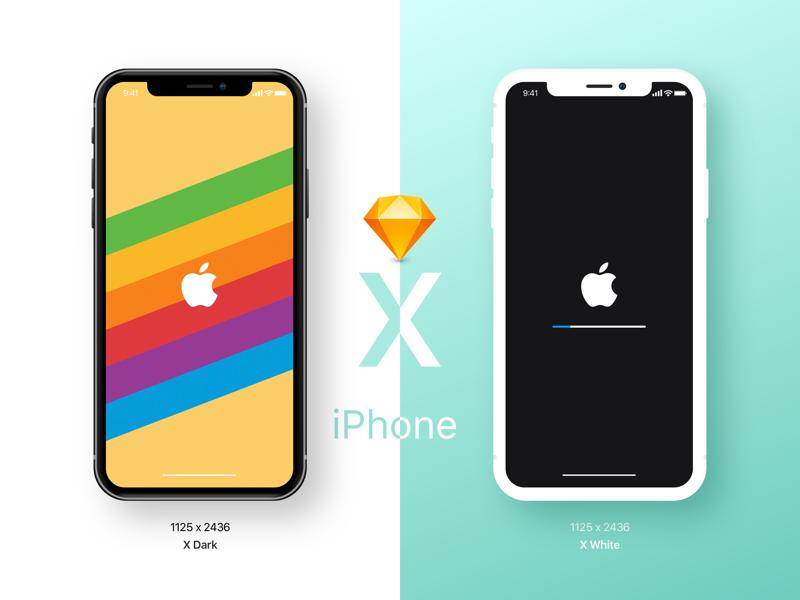 10 Best Free Iphone X Mockups Download In 2018 With Psd Sketch Files Design Crazyleaf Design Blog Iphone Mockup Iphone Mockup Psd Iphone