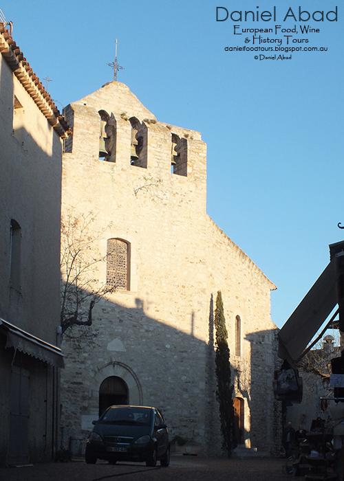 Daniel's European Food, Wine & History Tours Le Castellet
