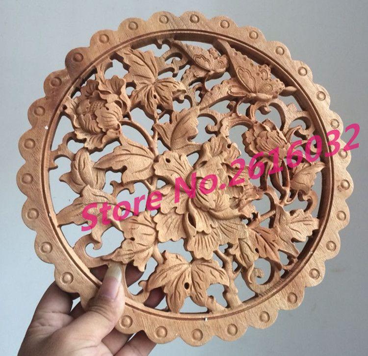 Goedkope dongyang houtsnijwerk ambachten chinese decoratie for Goedkope decoratie