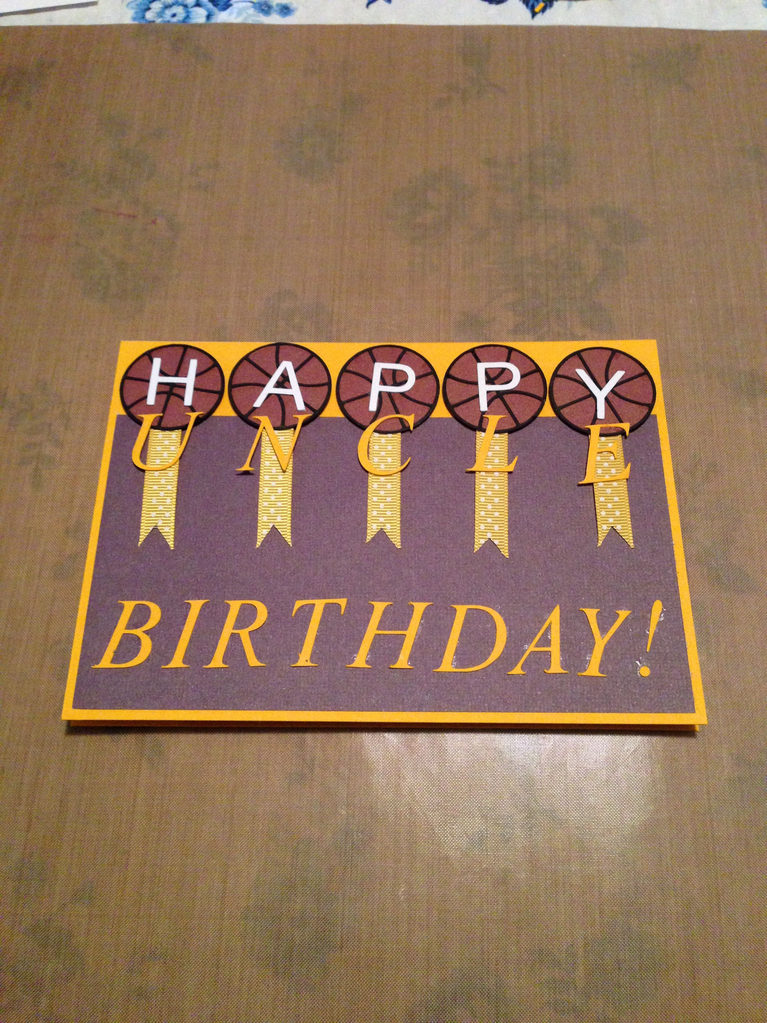 Cover Of Birthday Card Cards Pinterest Homemade Cards Card