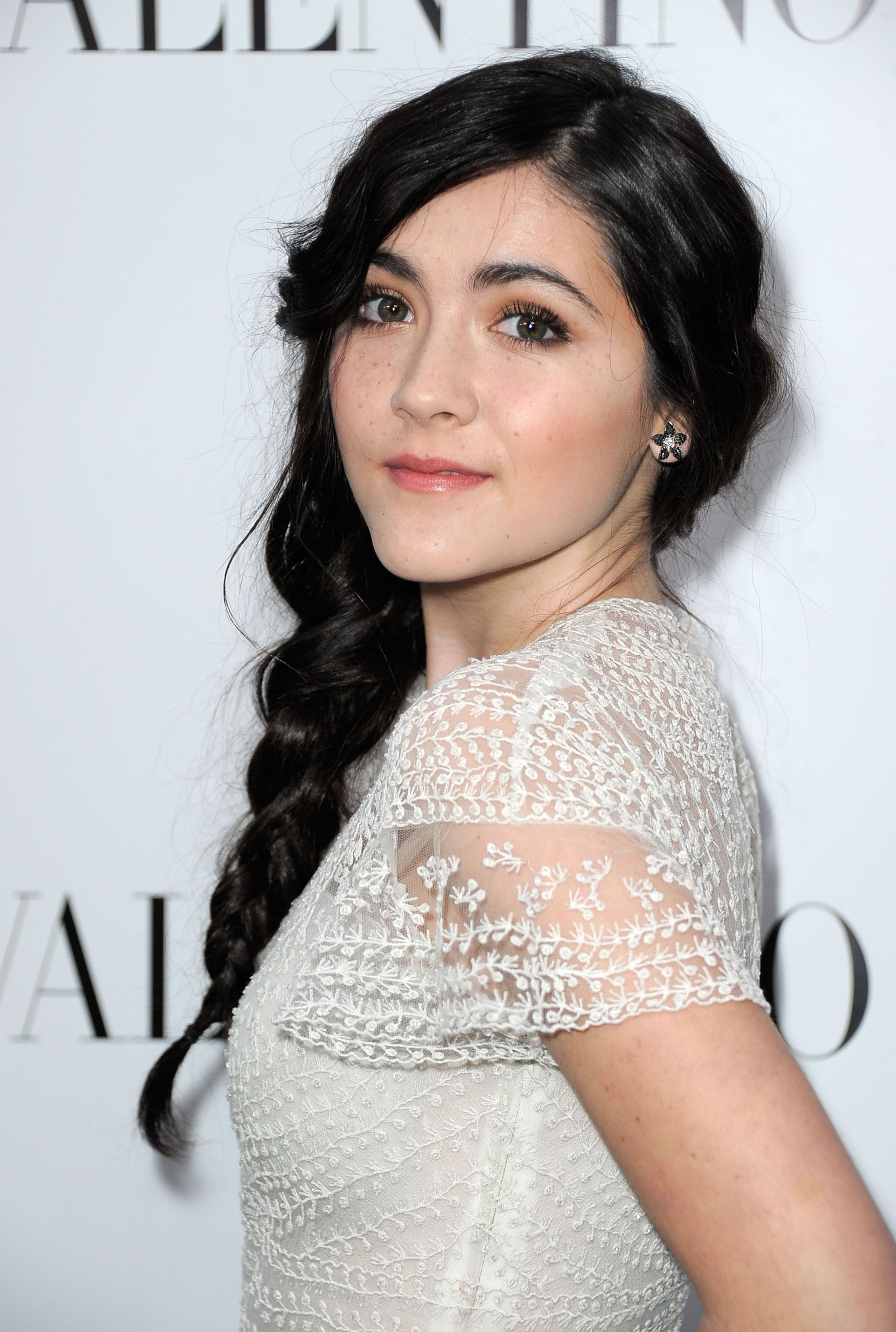Actress Isabelle Fuhrman (