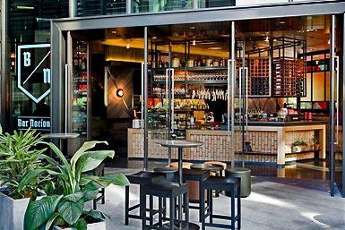 Bar Nacional Google Search Commercial Design Design