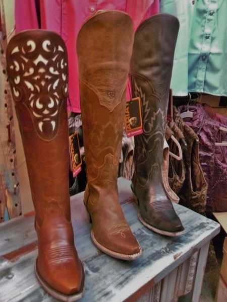 Ariat Cowboy Boots For Women - Cr Boot