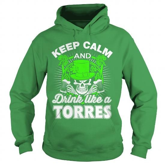 TORRES - Patrick's Day 2016 #sunfrogshirt #year