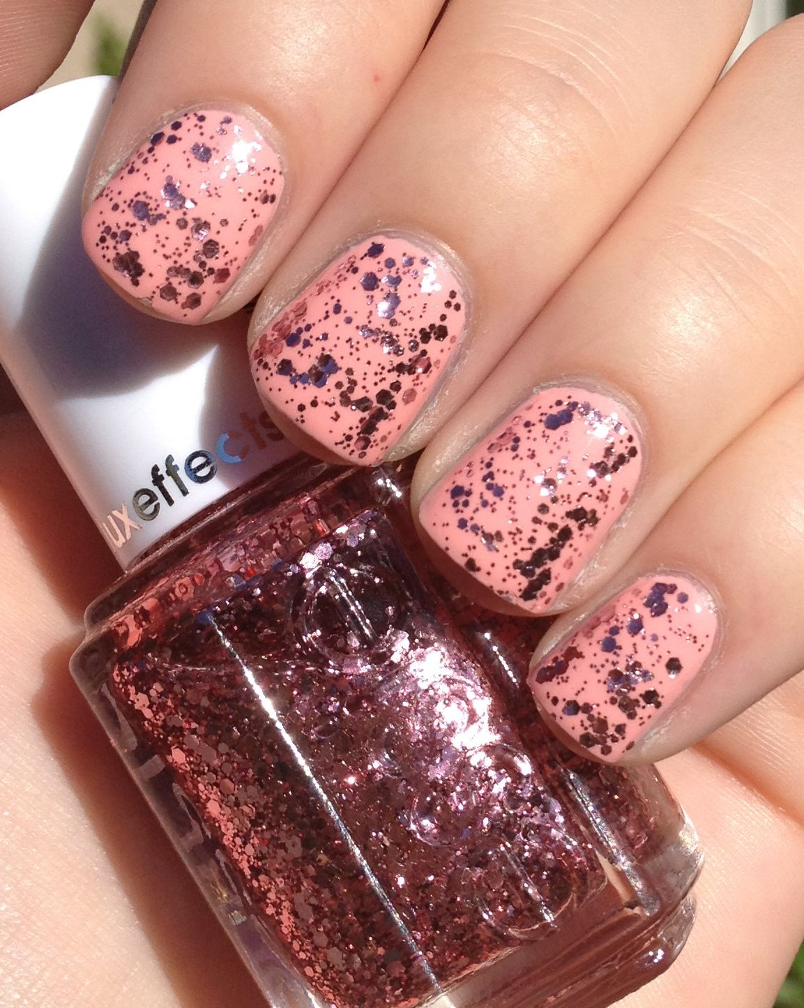 Essie A Cut Above & Van D\'Go | Nails | Pinterest